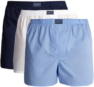 Polo Ralph Lauren Set of three cotton boxer briefs