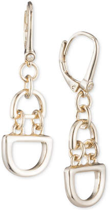 DKNY D-Link Chain Drop Earrings, Created for Macy's
