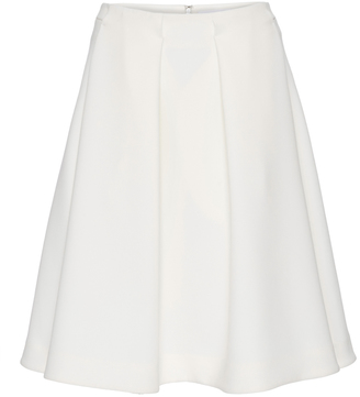 Co Structured A-Line Skirt $695 thestylecure.com