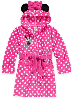 Disney Minnie Mouse Robe - Girls