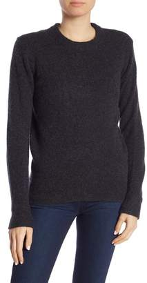 Minnie Rose Cashmere Blend Crew Neck Sweater