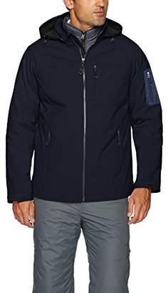 Izod Men's 3-In-1 Soft-Shell Systems Jacket
