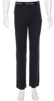 Calvin Klein Collection Calvin Klein Elastic Sleepwear Pants