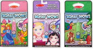 Melissa and Doug Kids' Water Wow Makeup & Manicures, Fairy Tale and Animals Gift Set $14.99 thestylecure.com