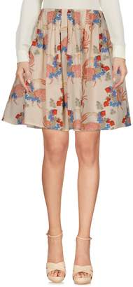 Andrea Knee length skirts - Item 35355782RE