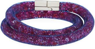 Swarovski Stardust Convertible Crystal Mesh Bracelet/Choker