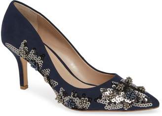 Charles by Charles David Sophie Embellished Pump