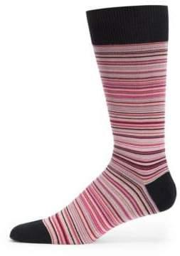 Paul Smith Fine Multistripe Socks
