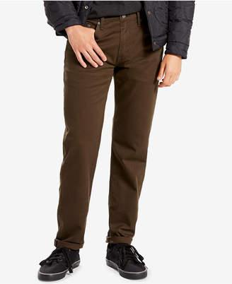 Levi's Men's 502 Regular Taper Soft Twill Jeans