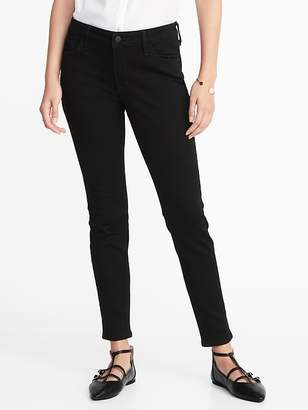 Old Navy Mid-Rise Built-In Warm Rockstar Super Skinny Jeans for Women
