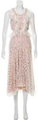 Alexis Aldridge Midi Dress w/ Tags