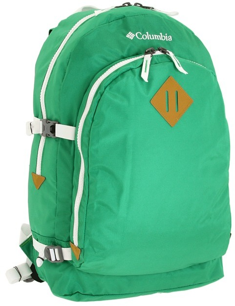 Columbia Slyder Backpack (Fuse Green) - Bags and Luggage