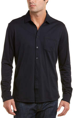 J. Lindeberg Golf Henrik Button Down Shirt