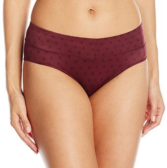 Warner's Women's No Pinching. No Problems. Hipster Panty $11.50 thestylecure.com
