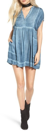 Women's Free People Rowan Minidress