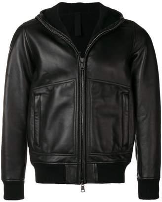 Orciani long sleeved jacket