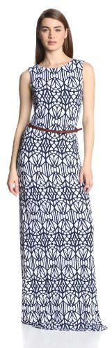 Helena Tart Women's Sleeveless Maxi Dress