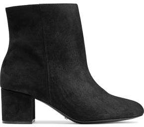 Schutz Lupe Suede Ankle Boots
