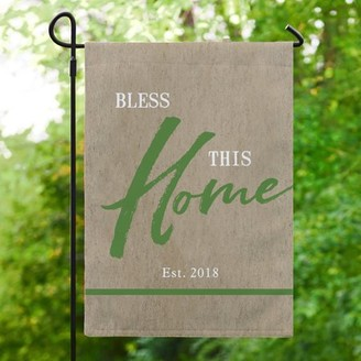 Generic Bless This Home Garden Flag