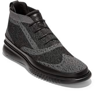 Cole Haan 2.ZeroGrand Stitchlite Water Resistant Chukka Boot