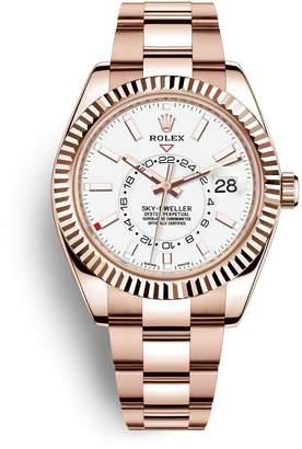 Rolex Sky-Dweller 326935-WHTO