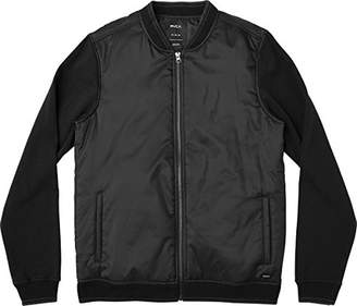 RVCA Men's Puffer Bomber Jacket