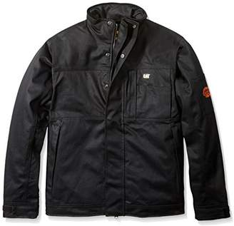 Caterpillar Men's Big-Tall Flame Resistant Insulated Jacket