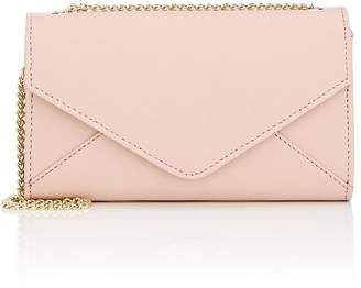 Barneys New York WOMEN'S HANNAH LEATHER CHAIN WALLET