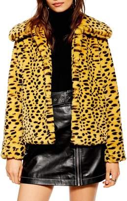 Topshop Fur Shearling Coats Shopstyle
