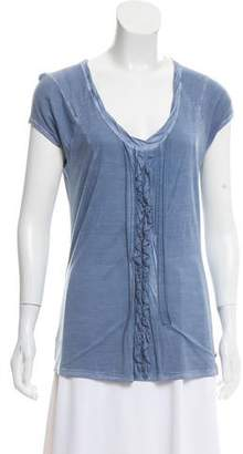 Armani Jeans Sleeveless Casual Top
