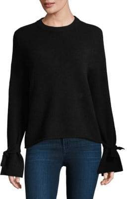 360 Sweater Erika Bow Sleeve Sweater