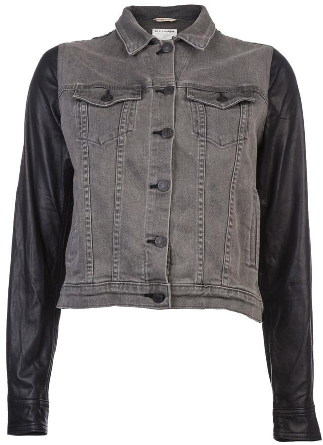 Rag and Bone Rag & Bone The 'jean' jacket