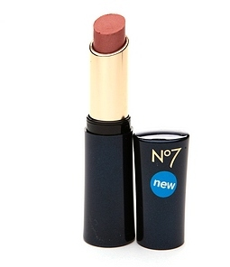 Boots No7 Wild Volume Lipstick, Ginger Mousse