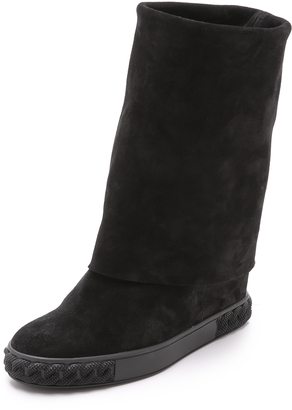 Casadei Fold Over Boots $650 thestylecure.com