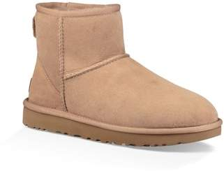 UGG 'Classic Mini II' Genuine Shearling Lined Boot