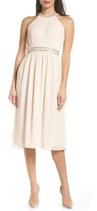 TFNC Halle Beaded A-Line Dress