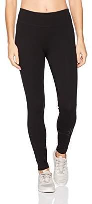 Calvin Klein Women's Wrap-Around Logo F/l Legging