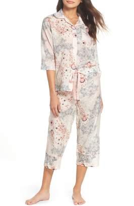 Papinelle Arabella Crop Pajamas