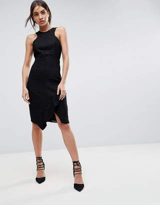 Adelyn Rae Bianca Lace Sheath Dress