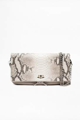 Zadig & Voltaire Rock Savage Clutch