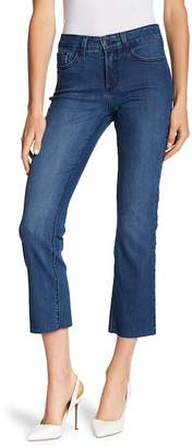 NYDJ Marilyn Ankle Cut Off Jeans