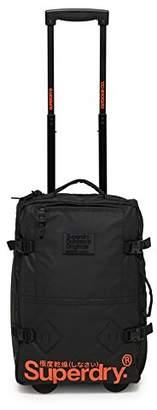 Superdry Travel Range Small Cabin Case, Men's Top-Handle Bag,30x50x15 cm (W x H L)