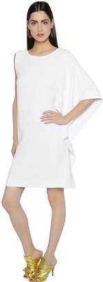 Gianluca Capannolo One Sleeve Techno Cady Dress