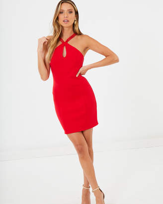 Alys Keyhole Dress