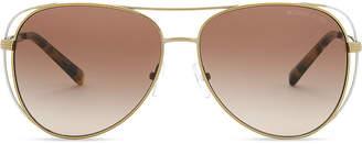 Michael Kors Pilot aviator sunglasses