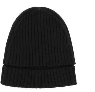 COLVILLE Ribbed-knit wool hat