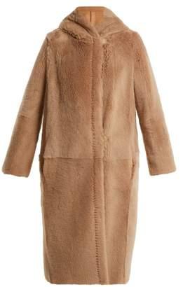 Max Mara Olbia Coat - Womens - Camel