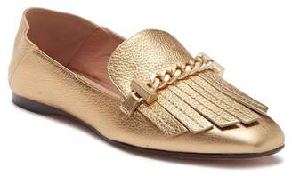 BOSS Chain Moccasin Loafer
