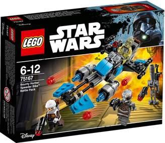 Lego Star Wars Bounty Hunter Speeder Bike Pack