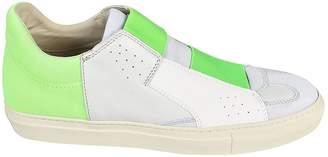 Maison Margiela Contrast Strap Sneakers